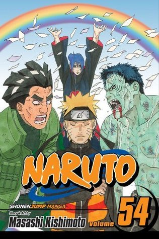 Naruto, Vol. 54: Viaduct to Peace (Naruto Graphic Novel)
