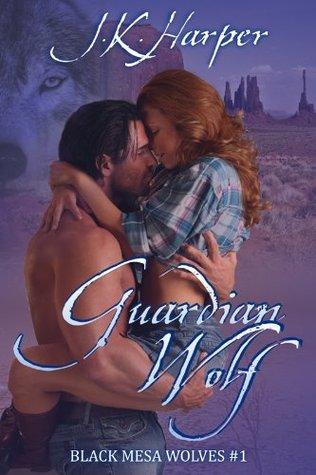 Guardian Wolf by J.K. Harper