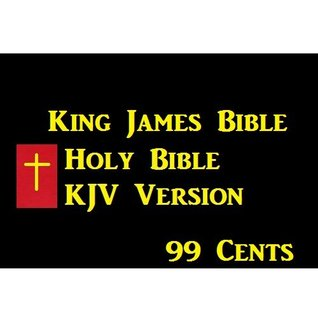 Bible King James Authorized King James Version Holy Bible[Illustrated]