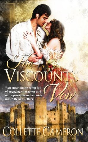 The Viscounts Vow (Castle Brides, #1)