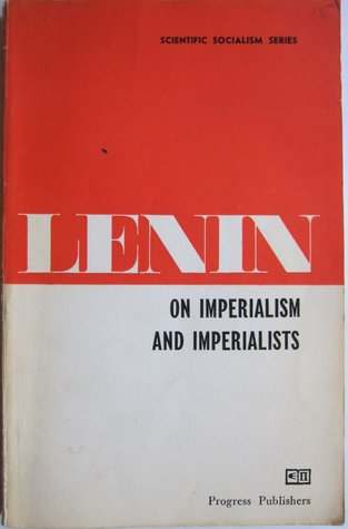 On Imperialism and Imperialists