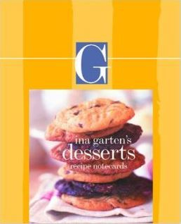 Ina Garten's Barefoot Contessa Desserts