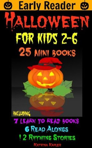Rabbit Readers: Halloween For 2 to 6 Year Olds, 25 Early Readers - Learn to Read Books with Sightwords and Pictures for Beginner Readers