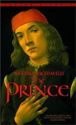 THE PRINCE (non illustrated)