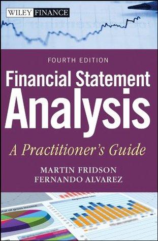 Financial Statement Analysis by Martin S. Fridson