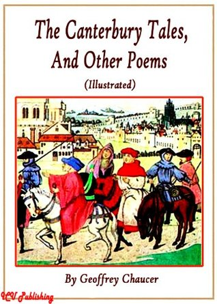 the religious characters in the epic poem the canterbury tales by geoffrey chaucer