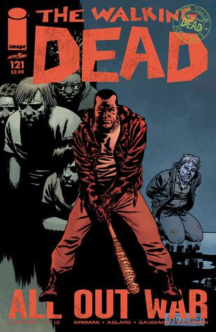 The Walking Dead, Issue #121