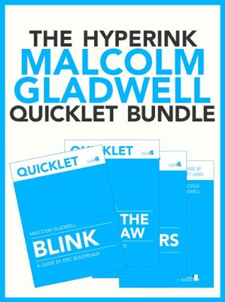 Download Ebook The Malcolm Gladwell Quicklet Bundle The Tipping