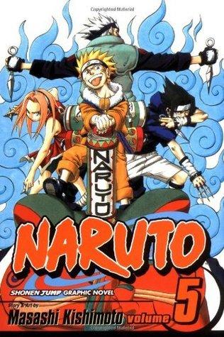 Naruto, Vol. 5: The Challengers (Naruto Graphic Novel)