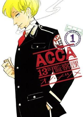 ACCA13区監察課 1 [ACCA: 13-ku Kansatsu-ka 1] (ACCA: 13-Territory Inspection Dept., #1)