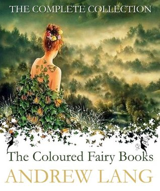 "The ""Coloured"" Fairy Books - Complete Set of 12 - 400 Illustrations"