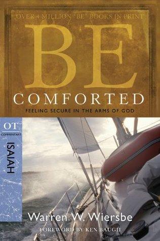 Be Comforted by Warren W. Wiersbe