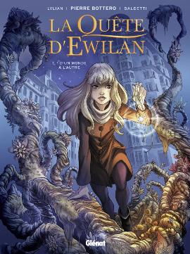 D'un Monde à l'Autre (La Quête d'Ewilan BD, #1)