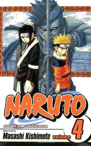 Naruto, Vol. 4: Hero's Bridge (Naruto Graphic Novel)