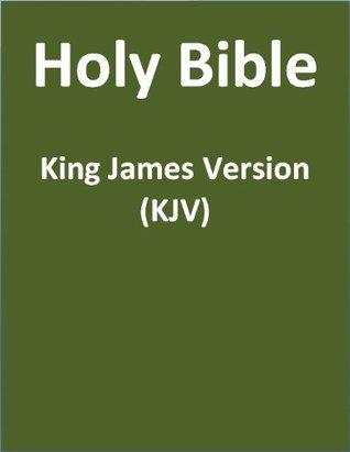 Holy Bible: Authorized King James Version (KJV)