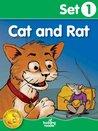 Budding Reader Book Set 1: Cat and Rat (Ten Books)