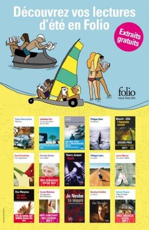 Extraits gratuits - Lectures d'été Folio