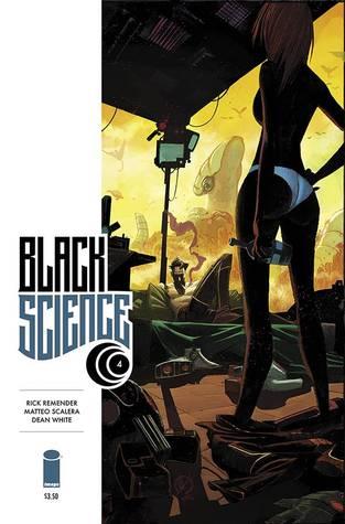 Black Science #4 (Black Science, #4)
