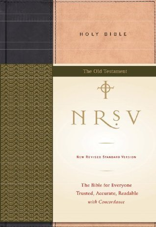 NRSV Standard Bible--Old Testament