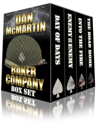 Baker Company Box Set - World War II Historical Fiction