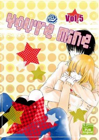 You're Mine Vol.5 (Manga Comic Book Graphic Novel)
