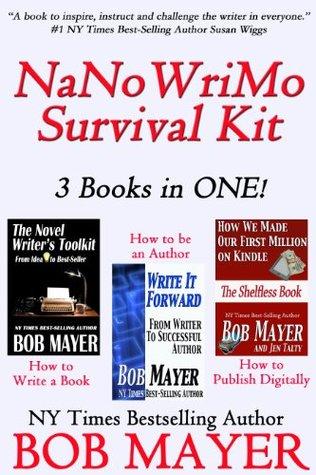 NaNoWriMo Survival Kit