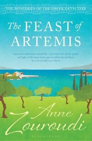 The Feast of Artemis (The Greek Detective, #7)
