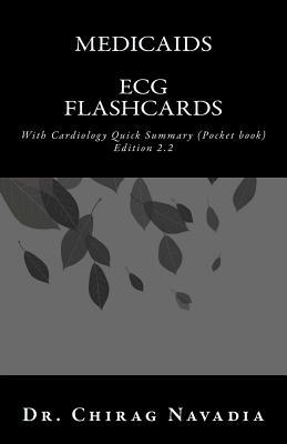 Medicaids ECG Flashcards: First Aid for Medics with Cardiac Pathology