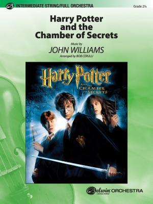 "Harry Potter and the Chamber of Secrets, Themes from: Featuring ""Fawkes the Phoenix,"" ""Gilderoy Lockhart,"" ""Dobby the House Elf,"" ""Moaning Myrtle"" & ""Fawkes Heals Harry"""