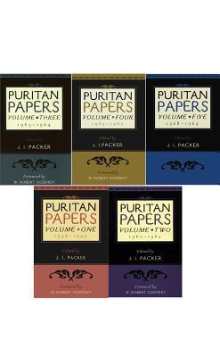 Puritan Papers, Vol. 1-5 1956-1969
