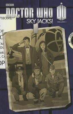 Doctor Who Series III, Vol. 3: Sky Jacks!