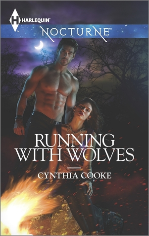 Running with wolves by Cynthia Cooke