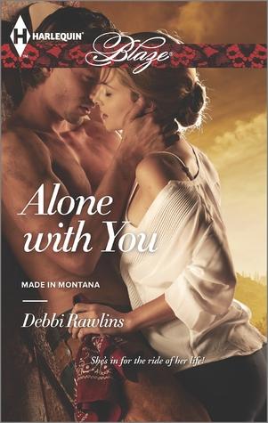 Ebook Alone with You by Debbi Rawlins PDF!