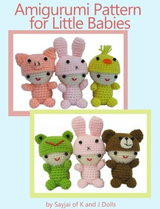 Amigurumi Pattern for Little Babies