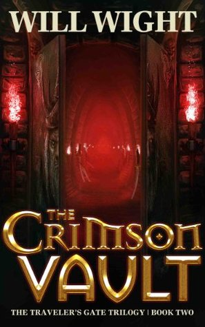 The Crimson Vault (Traveler's Gate, #2)