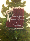 Christmas Skate Ornament to Crochet & Embellish