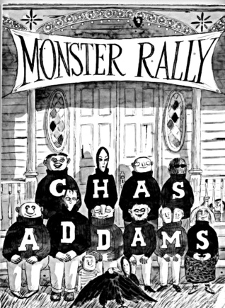 Monster Rally by Charles Addams