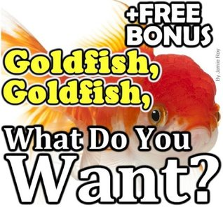 Goldfish, Goldfish, What Do You Want? Learn to Read Kids' Rhyme Picture Book (Free Bonus: 30+ Free Online Kids' Jigsaw Puzzle Games!)