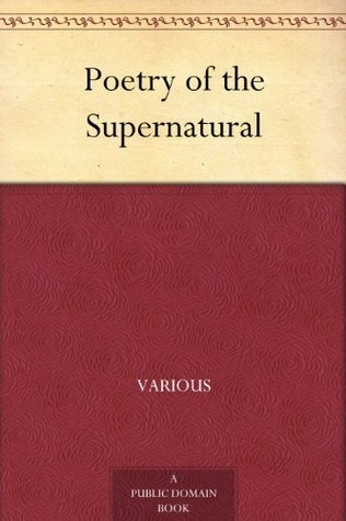 Poetry of the Supernatural