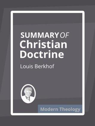 Summary of Christian Doctrine (ePUB)