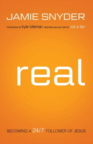 Real by Jamie Snyder