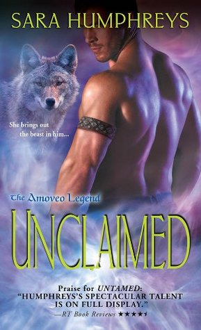 Unclaimed (The Amoveo Legend #5) by Sara Humphreys