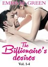The Billionaire's Desires Vol. 1-4 (The Billionaire's Desires #1-4)