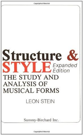 structure-and-style-the-study-and-analysis-of-musical-forms