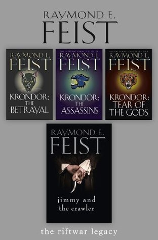 The Riftwar Legacy: The Complete 4-Book Collection