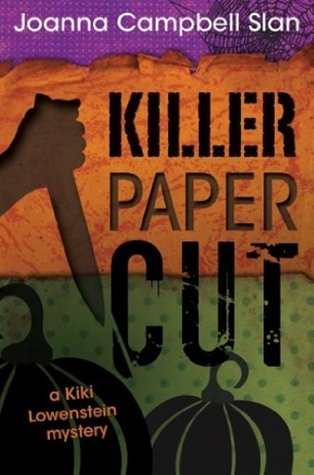 Killer, Paper, Cut (Kiki Lowenstein Scrap-n-Craft Mystery, #9)