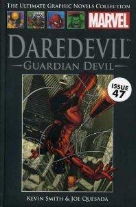 Daredevil: Guardian Devil (Marvel Ultimate Graphic Novels Collection #47)