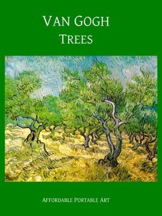 Van Gogh Trees (Illustrated)