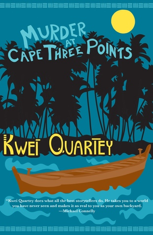 Murder at Cape Three Points (Darko Dawson #3)