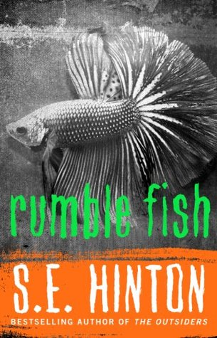 Image result for rumble fish by se hinton
